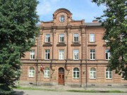 Tiesas ēka, 18. novembra iela 37, Daugavpils