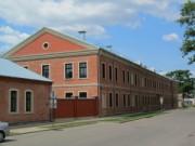 Valsts robežsardzes Daugavpils pārvaldes aizturēto ārzemnieku un patvēruma meklētāju izmitināšanas centrs, A.Pumpura iela 105b, Daugavpils