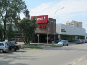"Торговый центр ""RIMI"", улица Циетокшня 70, Даугавпилс"