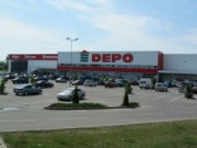 Магазин-склад ДЕПО, улицa 129K, Даугавпилс