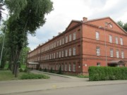 State Ltd. Daugavpils Psychoneurological Hospital first shell building, Lielā Dārza street 60/62, Daugavpils